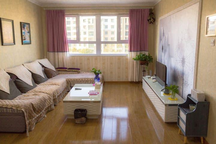 大白北欧风三居公寓