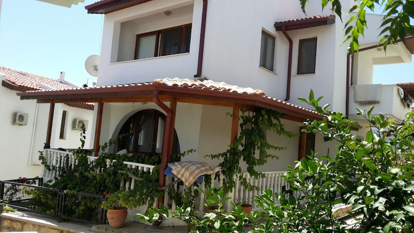 DUBLEX VILLA, POOL, 250M TO SEA - Datça - Villa