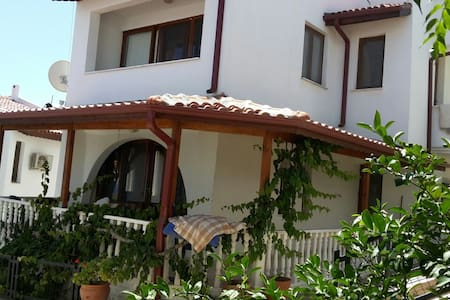 DUBLEX VILLA, POOL, 250M TO SEA - Datça