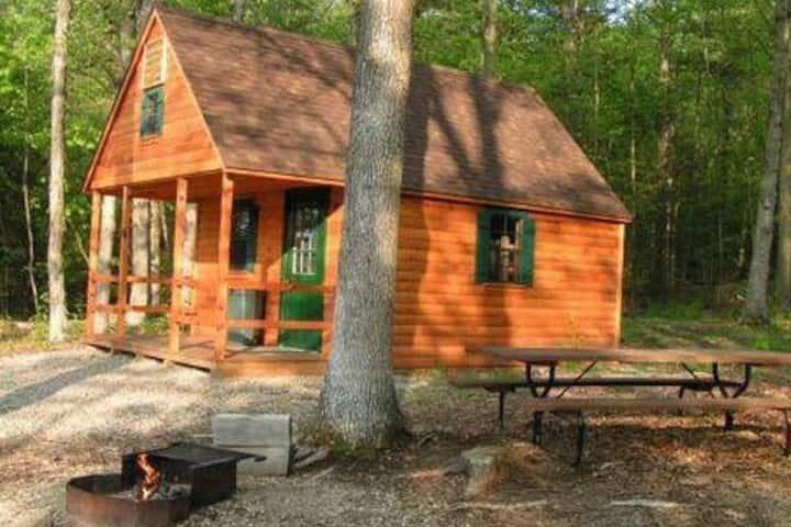 Mohawk Cabin