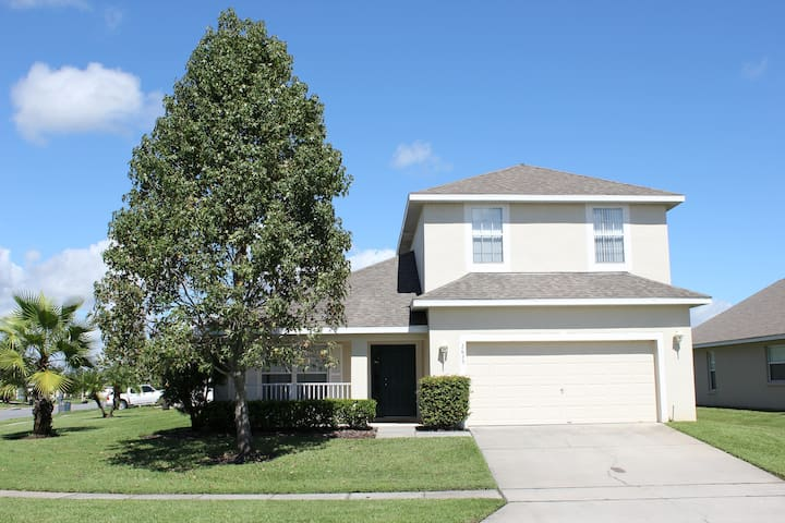 Very spacious home, in gated community, TV in each bedroom, free Wi-Fi - 1936