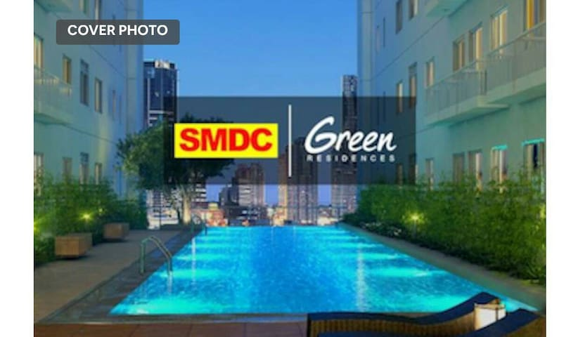 For Rent SMDC Green Residences beside LaSalle Taft