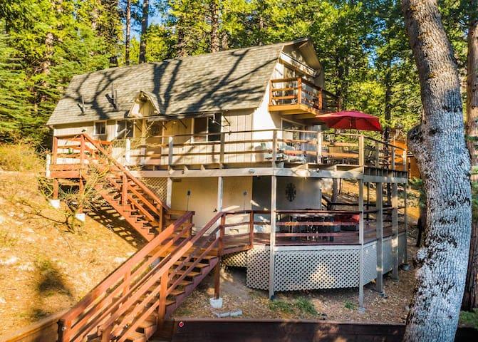 Pinecrest Hideaway! Cozy cabin near Pinecrest Lake