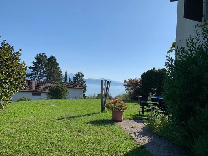 Desirable location on Lake Geneva