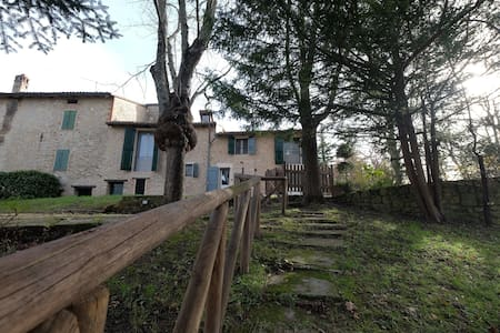 La Collinella, between Bologna and Tuscany - Loiano - House