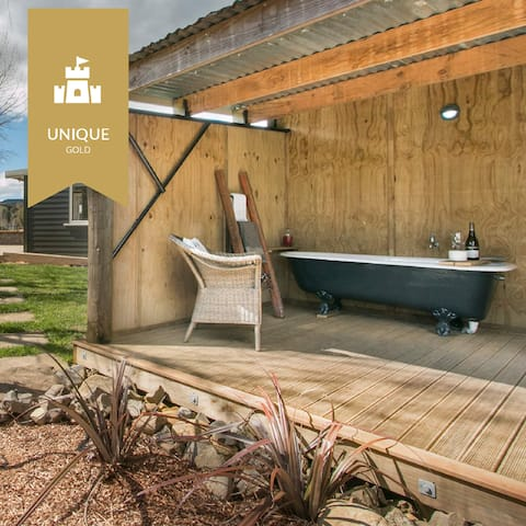 The Cowshed - Bookabach 2019 Unique Gold Award