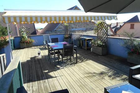Maison de location - Beblenheim - House