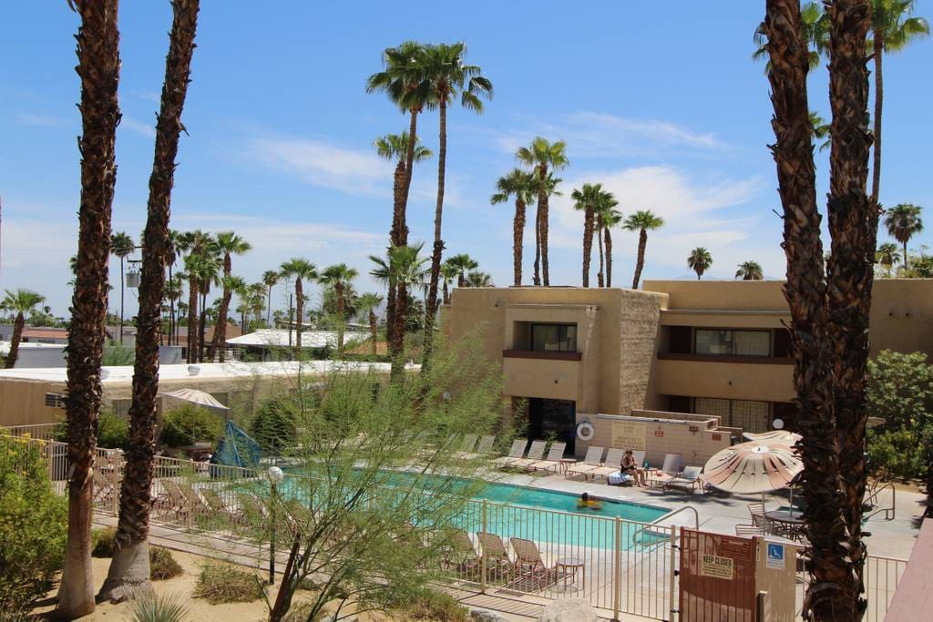 Pool/Property view