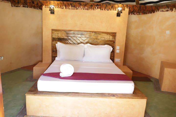Cultural Bed room
