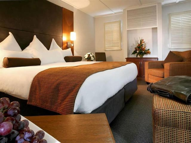 Pleasant Room Superior At Hawkesbury