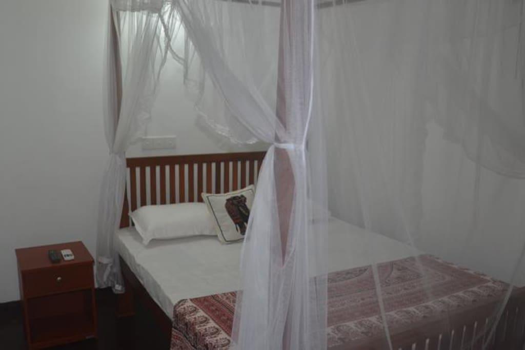 An angle look of the same room.