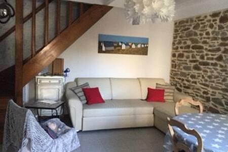 Charmante maison atypique - Granville - Casa