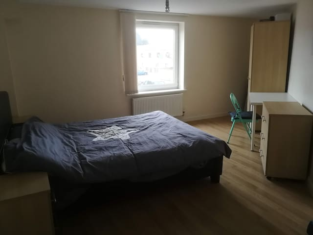 Cozy double room near city centre
