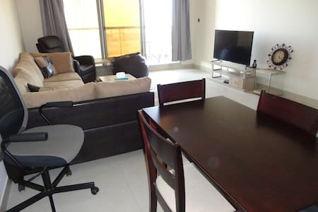 Large one bedroom fully equipped apartment - Dubai