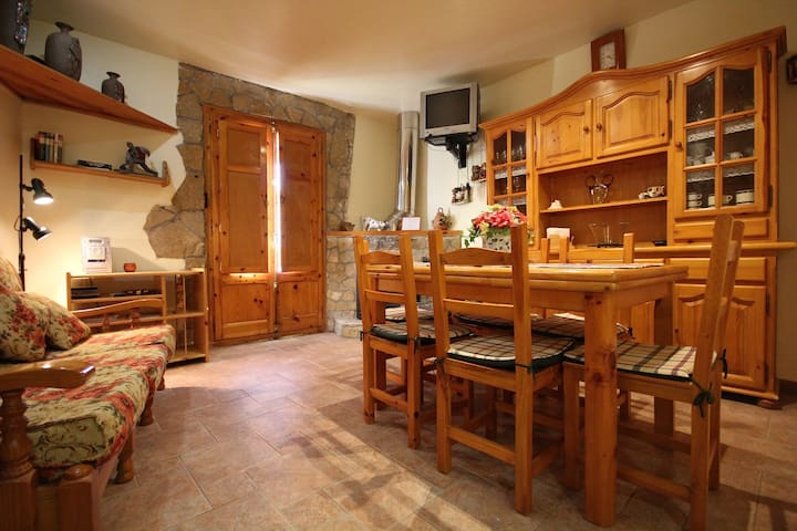 Can Bastus d'Orcau - Holiday Home - Orcau - Apartment