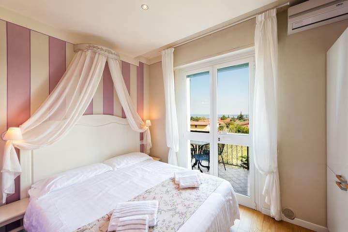 Appartamento con una camera in family resort