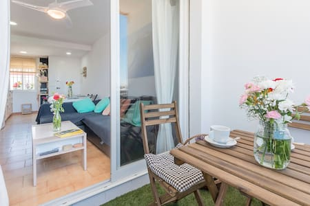 Modern and only a few steps from the sea - Apartamento soñaC soL