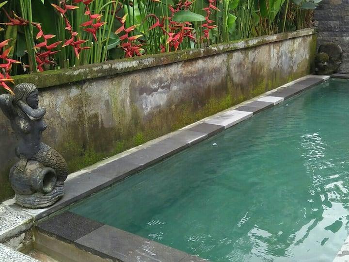 Private Oasis ● Stunning Garden and Bathroom ●Ubud