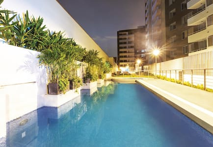Brand new ocean front apartment near airport - San Miguel - Apartmen
