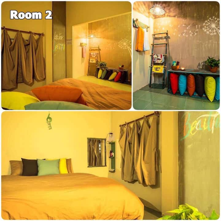 Twin room - Warmth