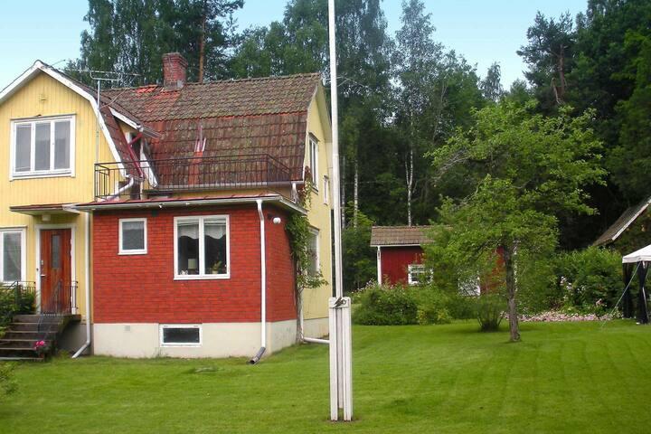 5 Personen Ferienhaus in BRÅLANDA