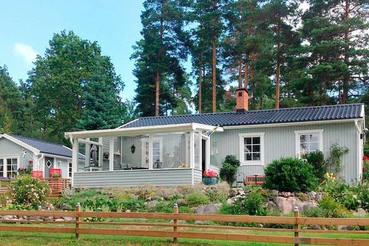 5 person holiday home in VÄSTERVIK