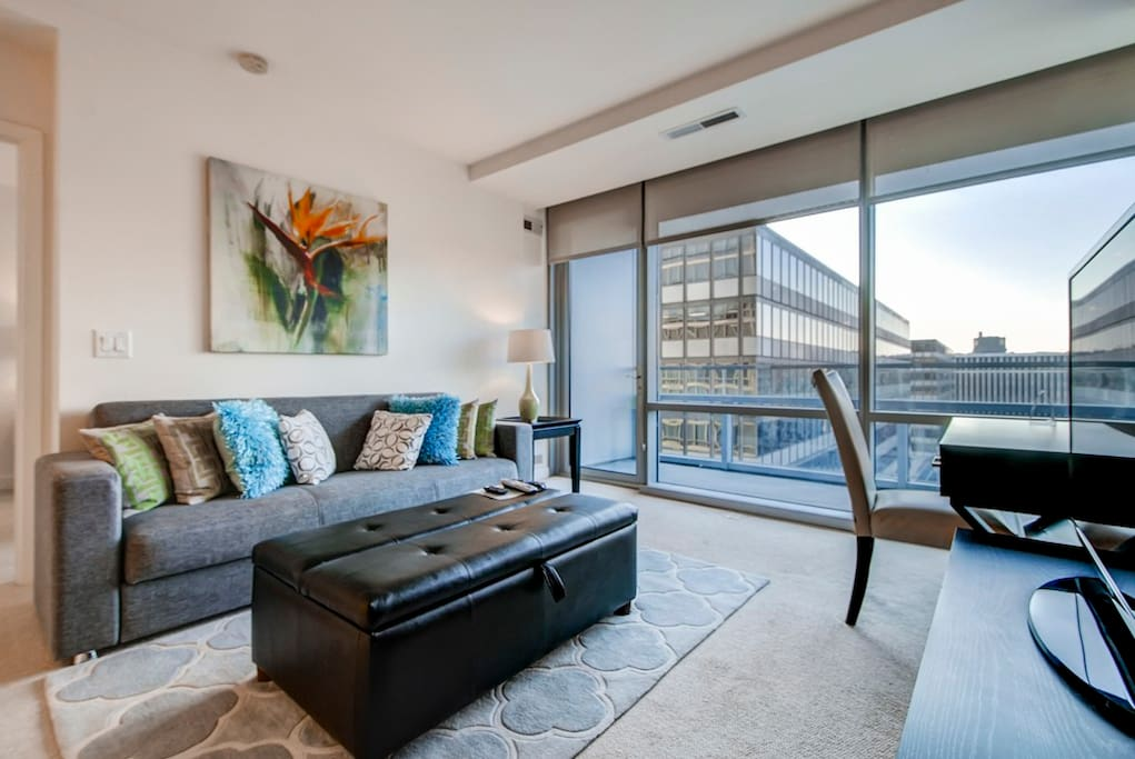 1481 2c Lux 2 Bedroom Crystal City Apartments For Rent