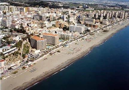 Fántastico Estudio a pie de playa - Relax - Torremolinos
