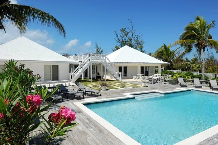 Beachfront Estate w/ Pool & 12 Private Acres