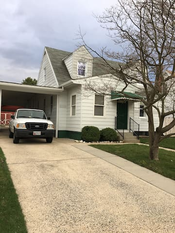 Near Downtown, Quiet, and Relaxing - Frederick - Casa