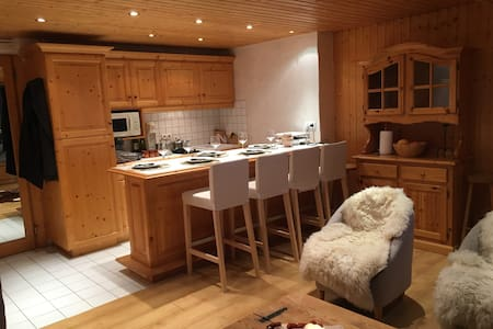 Cosy & central Courchevel 1850 flat
