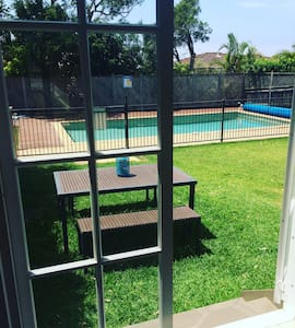 Private Cabana with swimming pool - Carss Park