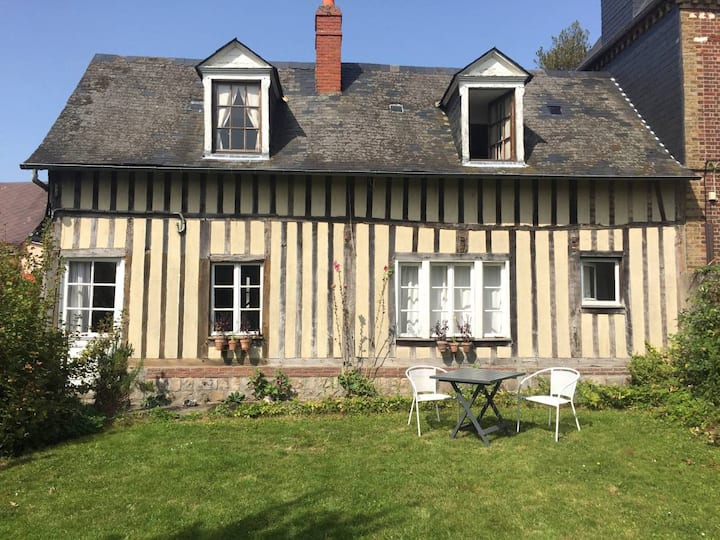 18th century Normandy cottage