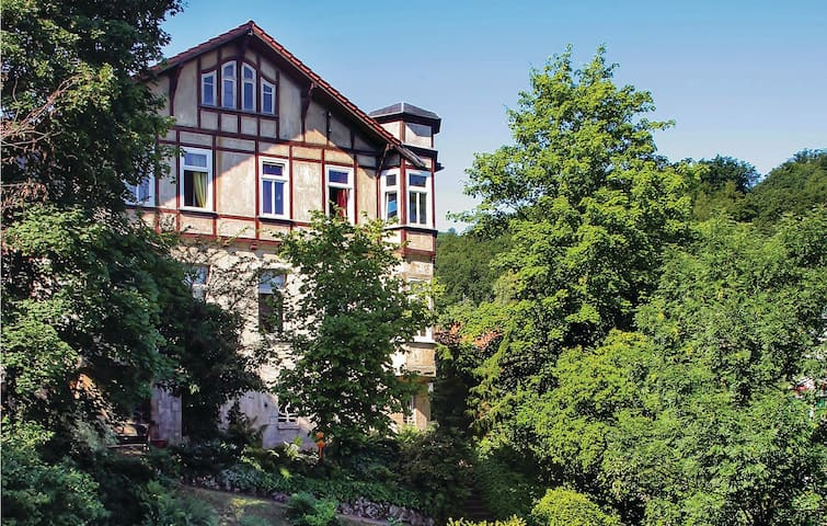 Holiday apartment with 3 bedrooms on 143 m² in Eisenach