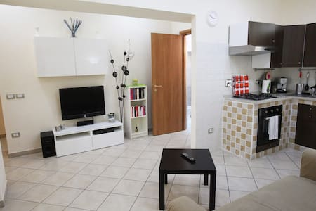 Bright and comfortable house in the - Tarquinia