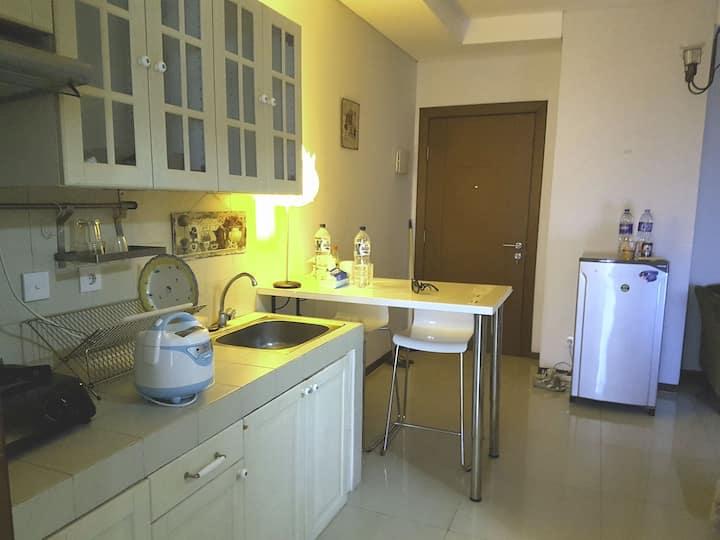 Apartment Thamrin Residences Central Jakarta