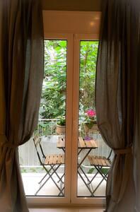 Elegant studio near Kallimarmaro - Athina - Apartment