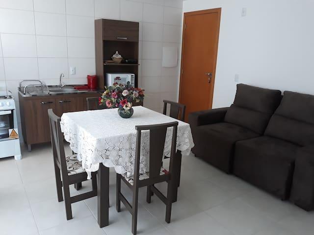 Apartamento na Praia Piçarras Parque Beto Carrero