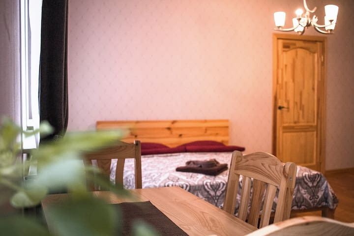 """Ventspils Center Apartments"" 1-bedroom apartment"