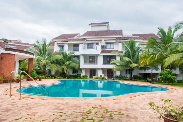 Studio Rental at Arpora-Baga, Goa