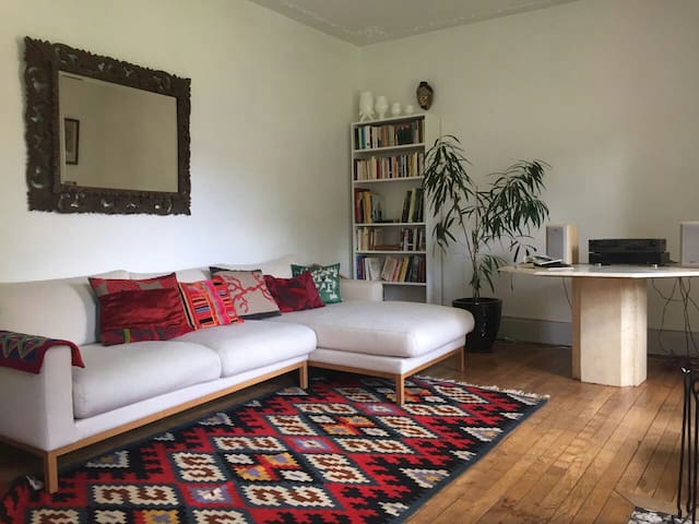Arbois - charmant appartement dans le centre ville - Arbois - Apartment