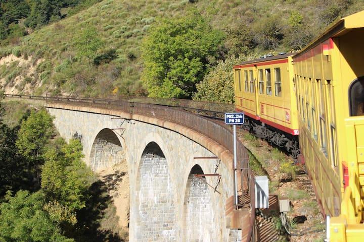Loft au pied du Canigou- Vernet les Bains