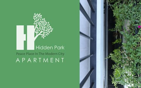 Hidden Park Apartment