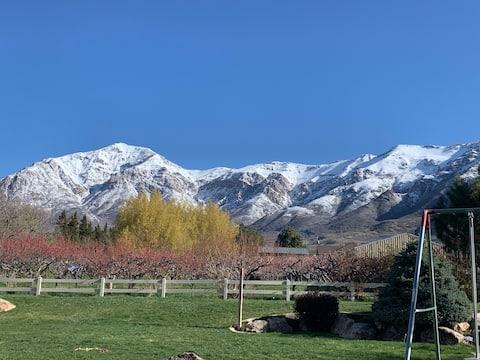 Almost heaven ----- in North Ogden Utah!