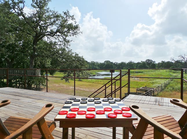 The Loft at Lucky Eagle~Aggieland Vacation Rentals