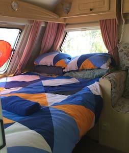 OHIA Camper. Karikari Peninsula