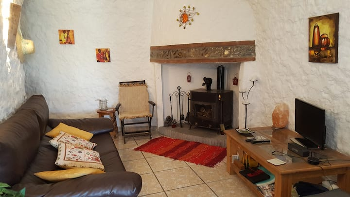 Traditional Spanish Cave House