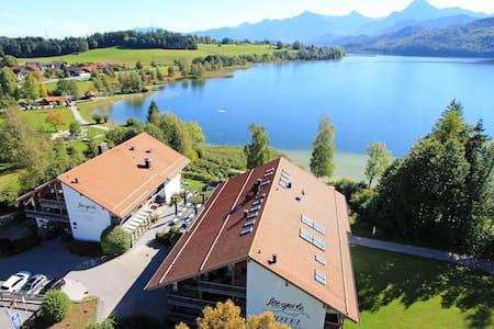 Appartementhotel Seespitz - Füssen - Apartemen berlayanan