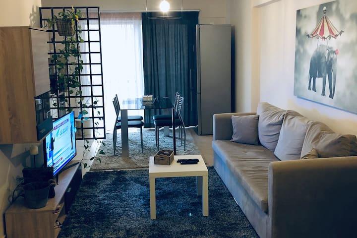 Sophisticated & Elegant Apartment near the Sea