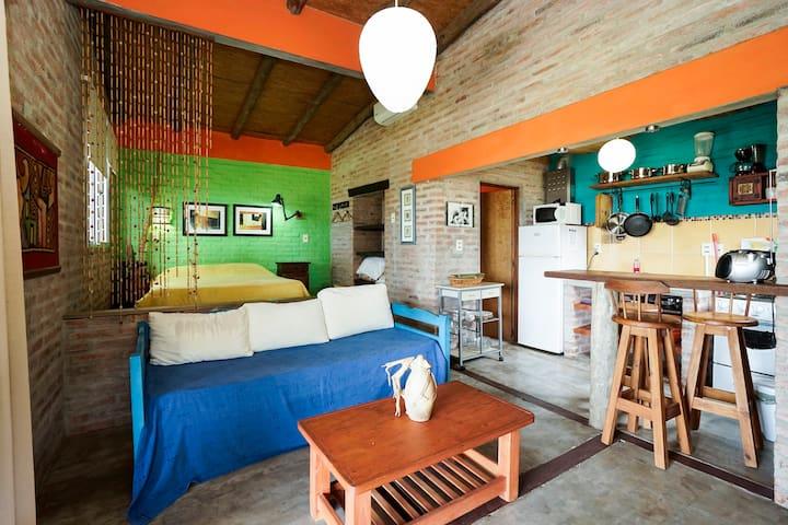 Lima Orange loft 1